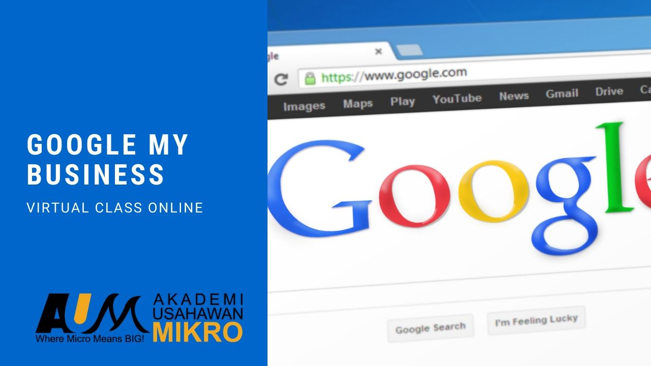 VIRTUAL CLASS LIVE VIDEO RECORDING | GOOGLE MY BUSINESS - RM30.00